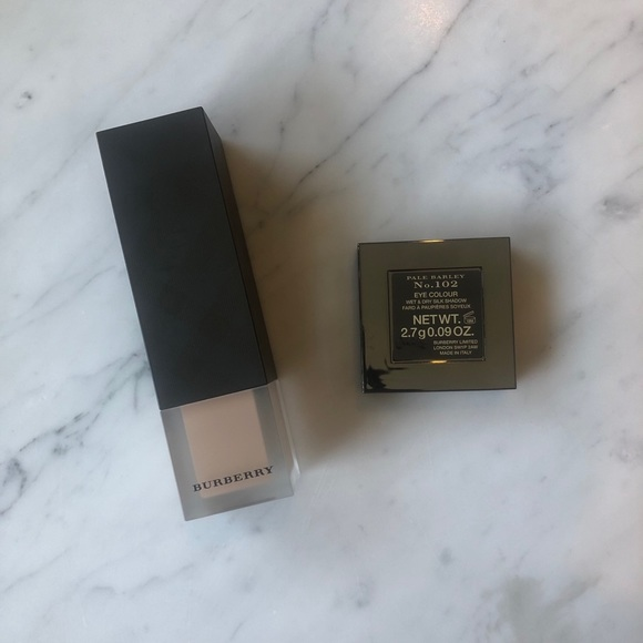 Burberry Other - Burberry cosmetics set